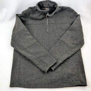 Timberland Heavy Pullover 1/4 Zip Cardigan